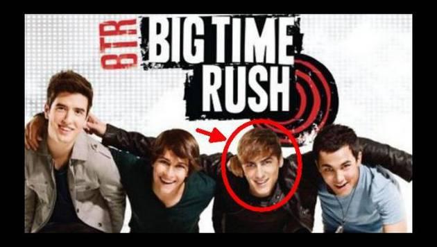 ¡Así luce hoy 'Kendall' de 'Big Time Rush'! [FOTOS]