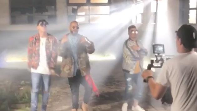 Kevin Roldán alista estreno musical con Jowell & Randy [VIDEO]