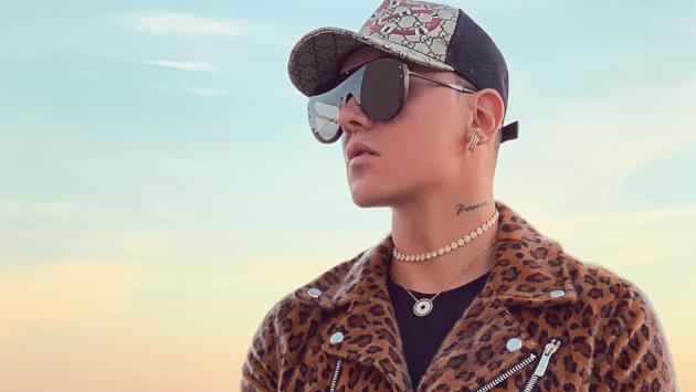 Kevin Roldán lanzó su nuevo mixtape 'Volvió KR'