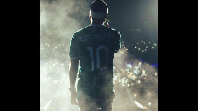 ¿Por qué Kevin Roldán le guarda tanto cariño a México? [FOTOS Y VIDEO]