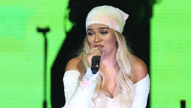Karol G se presentó en 'Mira quién baila'