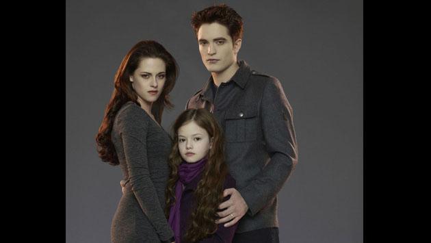 La hija de 'Bella' y 'Edward' en 'Crepúsculo' ya creció y luce así [FOTOS]
