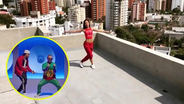La hija del 'Pibe' Valderrama remece las redes sociales con sensual baile de 'X' (Equis) [VIDEO]