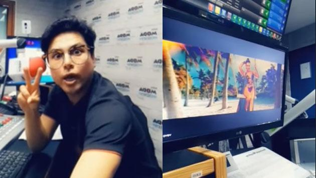 La reacción de Jojojonathan ante 'Lento', lo último de Thalía [VIDEO]