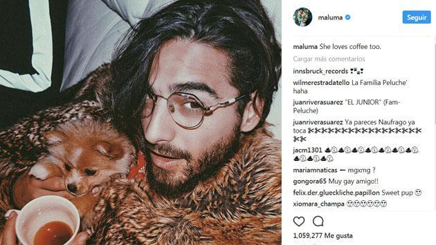 La reveladora prueba que dejaría en evidencia el noviazgo de Maluma y Natalia Barulích [FOTOS]