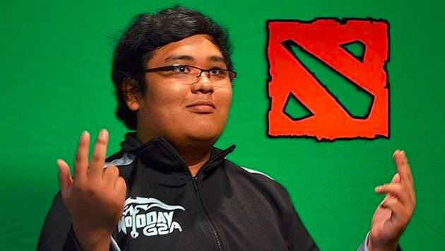 Las bromas sobre 'Dota 2' y 'League of Legends' de Freddy 'Smash' Sina