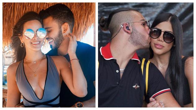 Las Mejores Fotos De Los Hermanos Manuel Y Julián Turizo Con Sus Novias Noticias Radio Moda