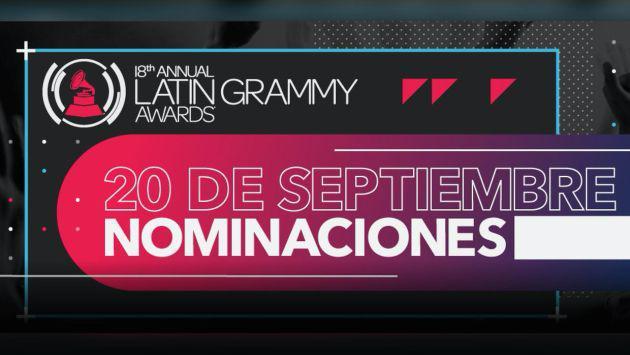 ¡Suspendieron el anuncio de nominados a los Latin Grammy por esta razón!
