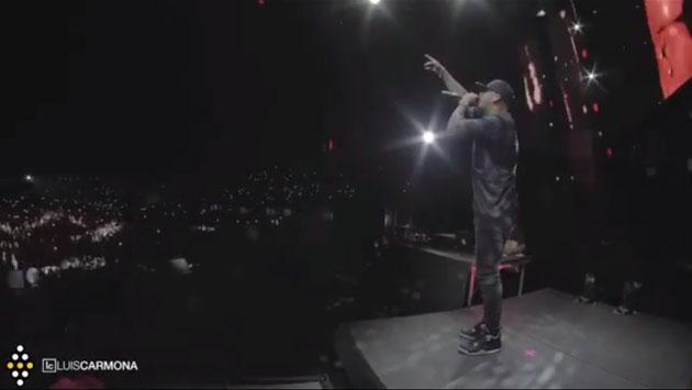 Lo mejor del concierto de Wisin en Cúcuta, Colombia, y en HD [VIDEO]