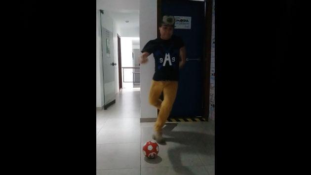 Los penales se pusieron de moda y Jojojonathan lo sabe [VIDEO]