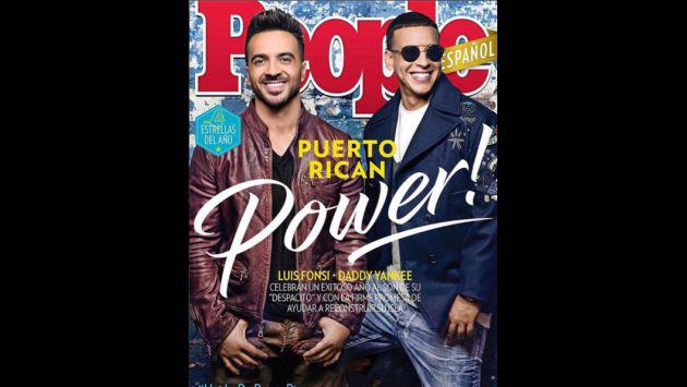 Daddy Yankee y Luis Fonsi se volvieron a juntar para portada de revista [FOTOS]