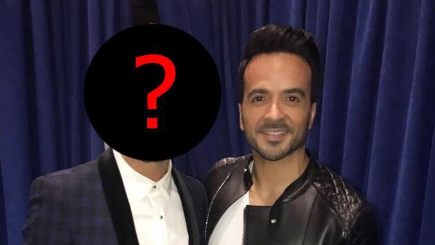 Luis Fonsi se reencontró con un viejo amigo. ¿Harán nueva canción?
