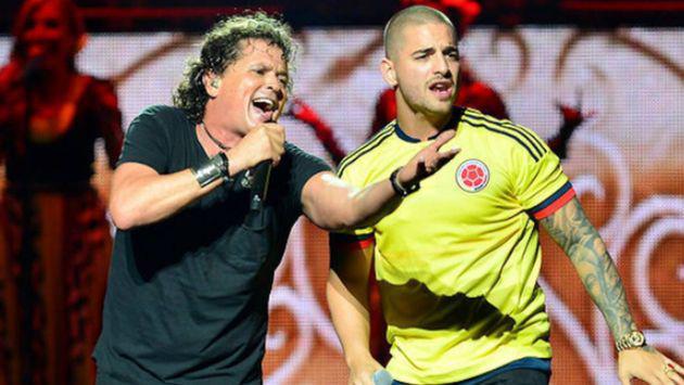 ¿Maluma y Carlos Vives envueltos en polémica? Aquí la respuesta