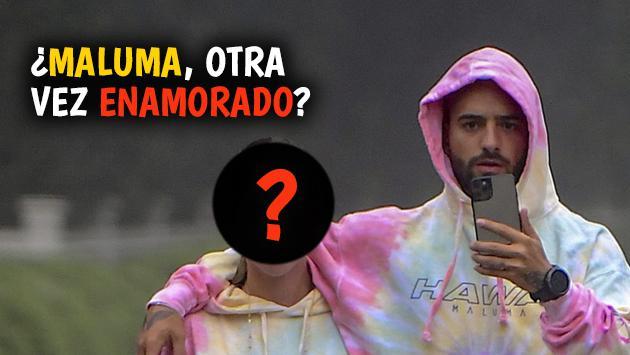 ¿Maluma, con nueva novia? Conoce la identidad de chica que sale con el cantante