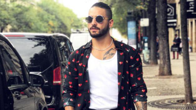 Maluma se mostró 'confundido' con esta noticia sobre su concierto en Israel