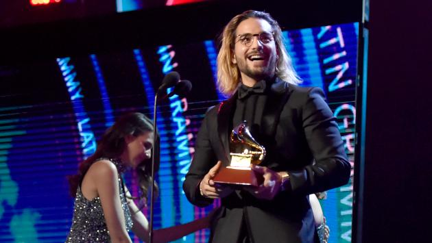 Maluma ganó su primer Latin Grammy