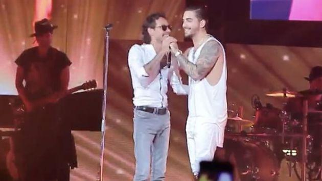 Así suena 'Felices los 4' de Maluma en la voz de Marc Anthony [VIDEO]