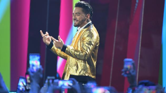 Maluma recibirá el premio 'Evolución Extraordinaria' en los Latin American Awards