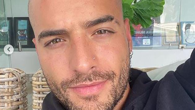 Maluma se siente orgulloso de ser calvo otra vez [VIDEO]