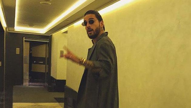¿Maluma se une al desfile de Dolce & Gabbana? [VIDEO]