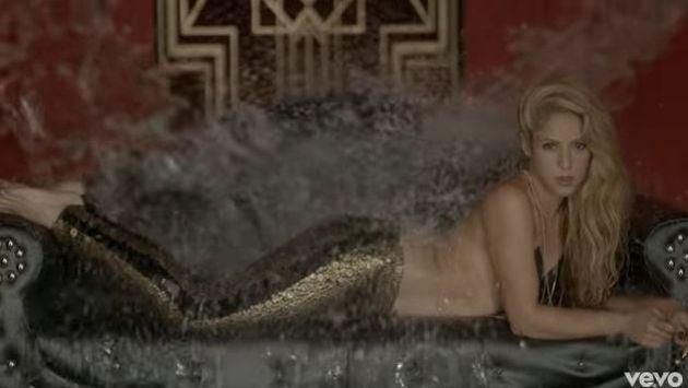 ¡Maluma y Shakira estrenaron el candente videoclip de 'Chantaje'!