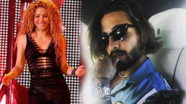 Maluma y Shakira se apoderan de Estados Unidos con 'Clandestino'