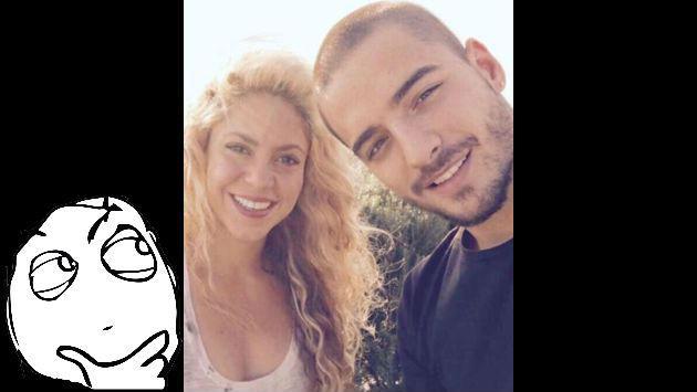 ¿En qué andan Maluma y Shakira? Mira las fotos que publicaron