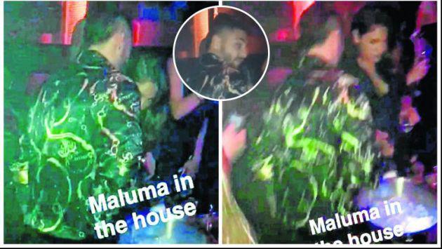 ¿Maluma conquistó a esta conocida actriz mexicana? [FOTO]