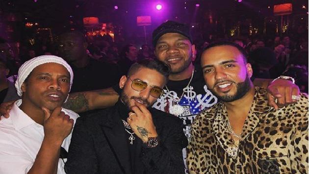 Maluma y Flo Rida preparan el lanzamiento del videoclip de 'Hola'