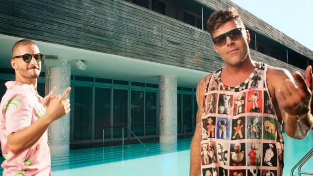 Maluma y Ricky Martin lanzaron videoclip de su tema 'Vente Pa'ca' [VIDEO]