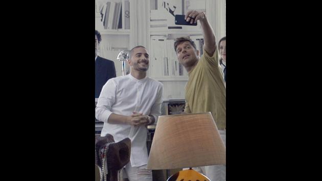 ¿Qué hacen Maluma y Ricky Martin juntos? Aquí te lo contamos [FOTOS]