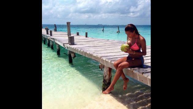 Todo sobre la morena que conquistó a Maluma en Cancún [FOTOS Y VIDEO]