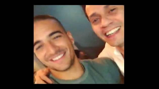 ¡Maluma trolleó a Marc Anthony! [VIDEO]