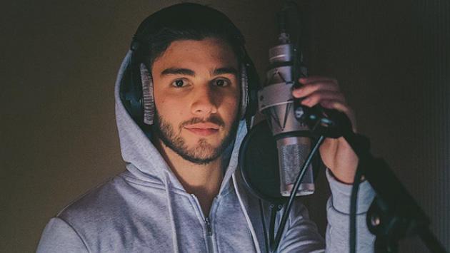 ¿Manuel Turizo está grabando una nueva canción?