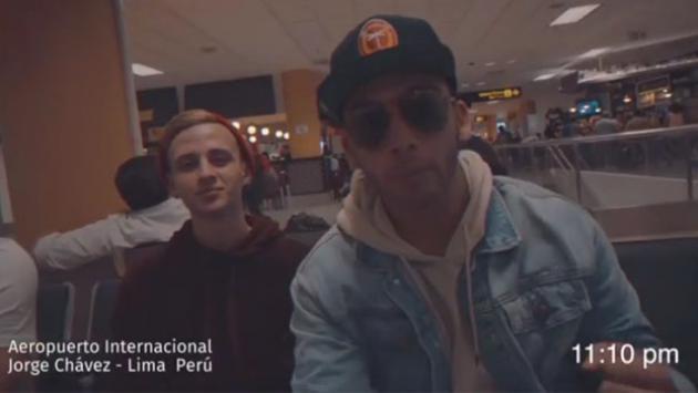 ¿Manuel Turizo estuvo en Perú? [VIDEO]