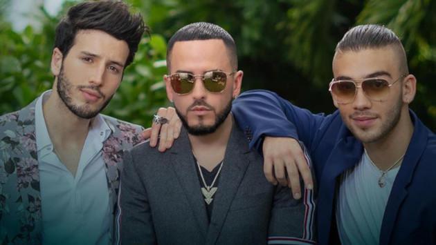 Manuel Turizo, Sebastián Yatra y Yandel anuncian el estreno de 'En cero'