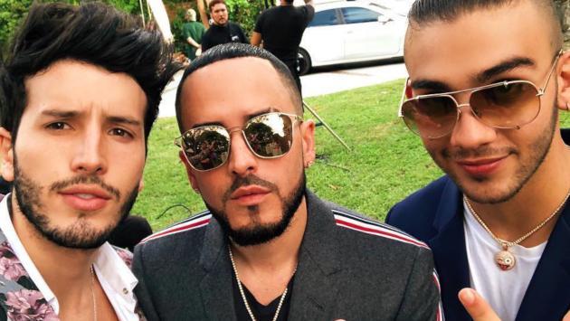 Manuel Turizo, Yandel y Sebastián Yatra tendrán canción juntos