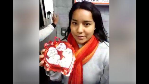 ¿Cómo le fue a Marianita en su venta de chocolates por el 'Día de la Madre'? [VIDEO]