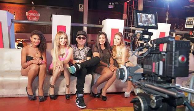 Kalé estrena videoclip de 'Dígame usted (señorita)' en YouTube