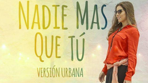 Tras el éxito de 'Estando contigo', Marielle presenta su nuevo tema 'Nadie más que tú' [VIDEO]