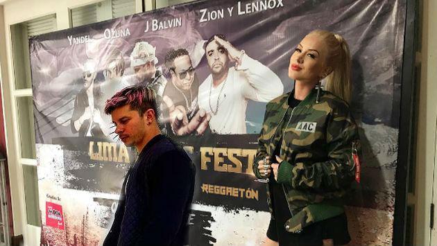 ¿Leslie Shaw se burló de Mario Hart por su participación en el Lima Music Fest?