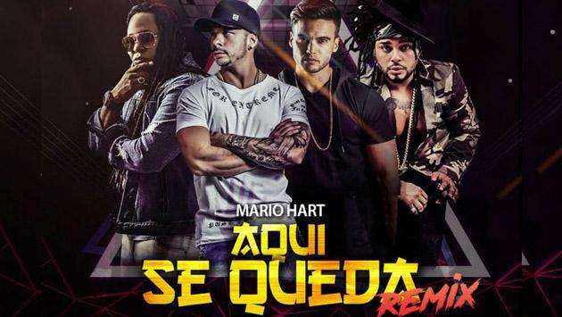 ¿Ya escuchaste el nuevo remix de 'Aquí se queda' de Mario Hart?