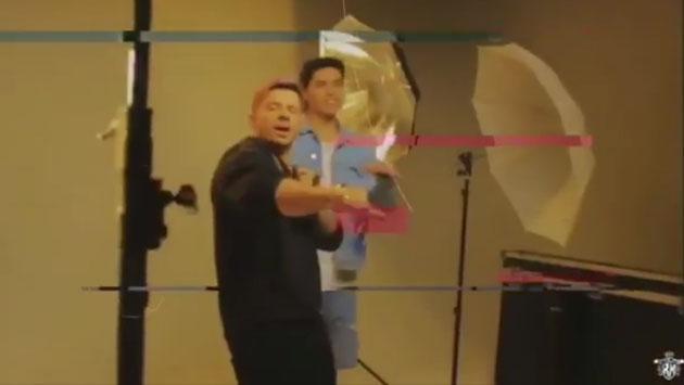 Mario Hart y su próxima canción para l@s convenid@s [VIDEO]