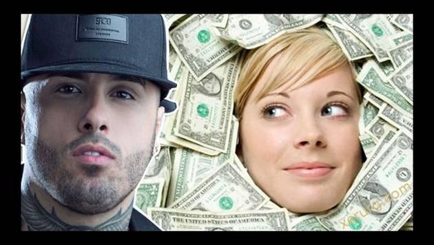 Nicky Jam estrena 'Materialista' con Silvestre Dangond