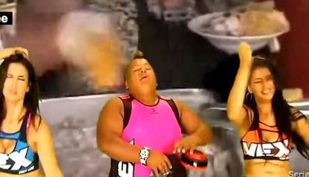 Mayimbu lanza canción con frases de Carloncho ¡Mira el video aquí!