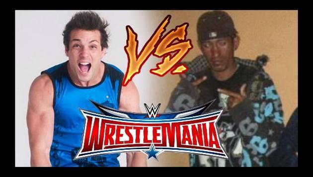 Nicola Porcella y 'El Causha' pelean en la WWE [VIDEO]