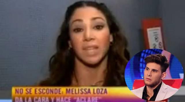 ¿Melissa Loza quiere que la Ministra de la Mujer la defienda por este caso?