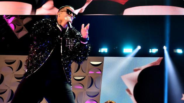 Miles de niños disfrutaron del último concierto del año de Daddy Yankee