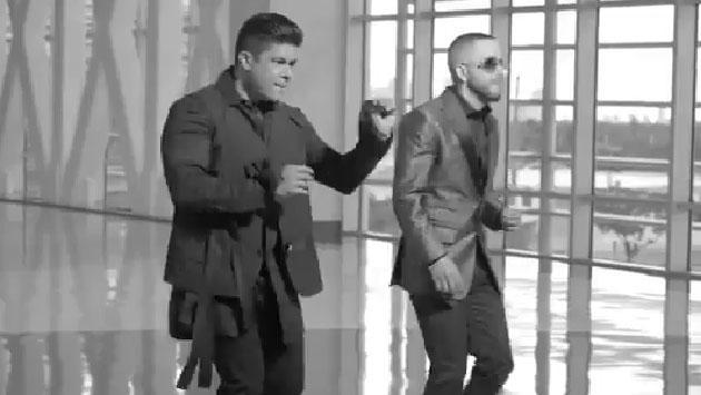 Mira el detrás de cámaras de la nueva canción de Yandel y Jerry Rivera [VIDEO]