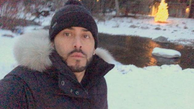¡Mira las frías vacaciones de Yandel! [FOTOS Y VIDEOS]